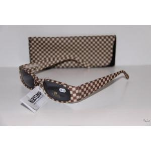 damier solaire gomme beige
