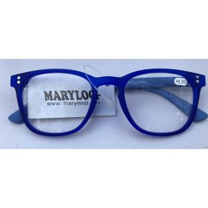 Lunette Rectangle colors Bleu